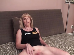 Squirting On My 52nd Birthday