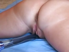 Mature dildoed till orgasms