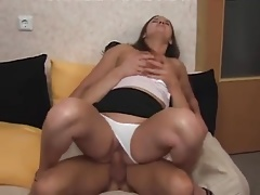 Mature Emilia & young guy 02