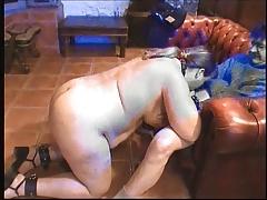 Sex Slave Suzisoumise at work