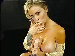 Janine Virtual Fucking
