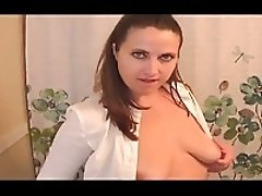 Mom Is Horny & Wet