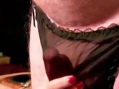 dans culotte de madame avec sex toys