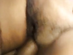 Chubby Hairy Indian Pussy Gets A Nice Sloppy Fucking
