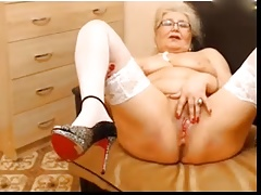 Granny cam shows all