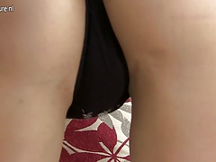 Old but still hot mom with hungry vagina