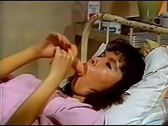 Charlie LaTour & Kristara Barrington (Nurses Aid)