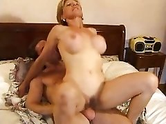 Colette Sigma - Big Tits Mature Blonde