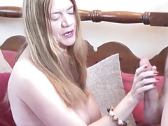 British Mature Lily May