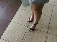 Beautiful Mature Feet